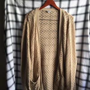 Avenue Knit Cardigan